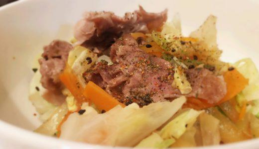 料理をほとんどしない系男子が挑戦した、超簡単レシピ(割りと美味w)