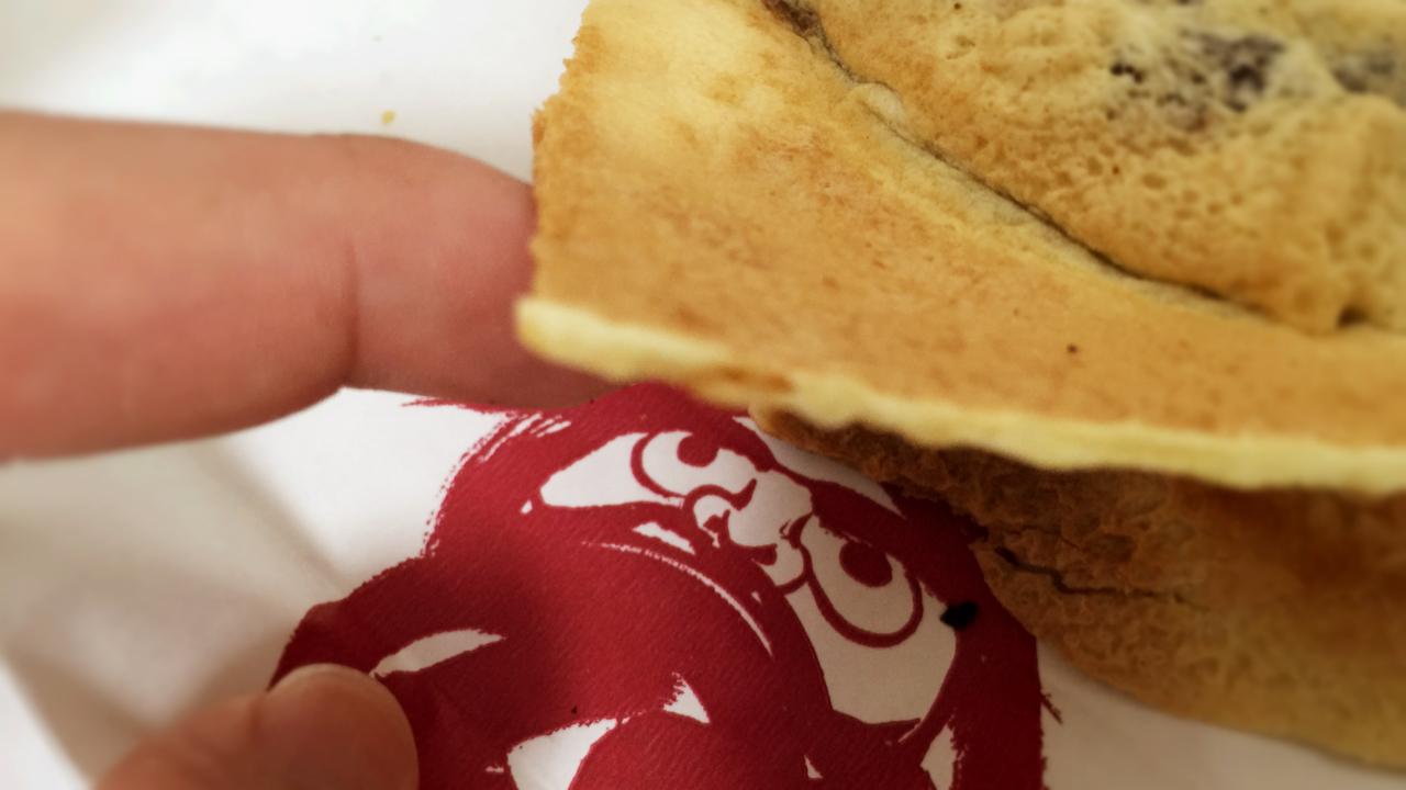 神田達磨の羽根付きたい焼きが非常に美味!和風スイーツ男子を楽しもう