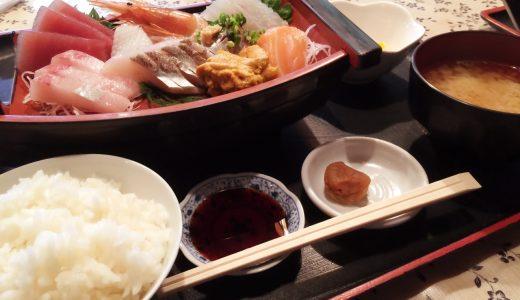 伊東温泉帰りに寄りたい、海の幸で満腹になれる「五味屋」のランチ