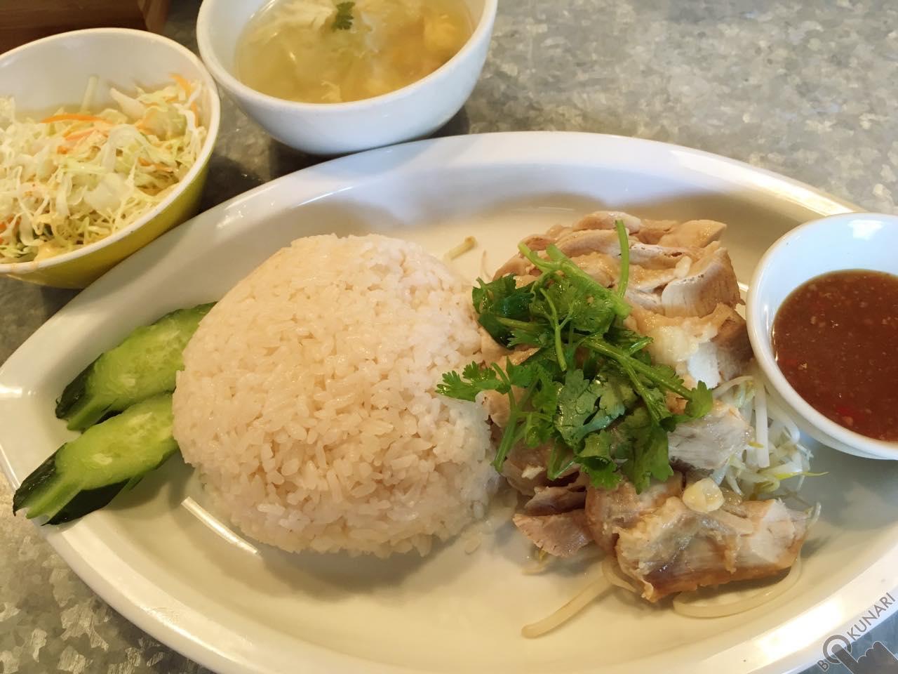 タイ料理な気分の時にチョイスして間違いなしの「Green Phad Thai」