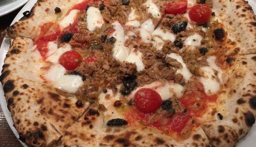 店内の釜で焼き上げる絶品ピッツァにハズレなし『ジオ・ピッポ』