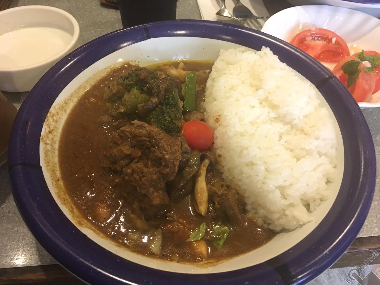 激辛ファンも納得の辛さ70倍も!食物繊維の溶け込んだ老舗カレー『エチオピア』