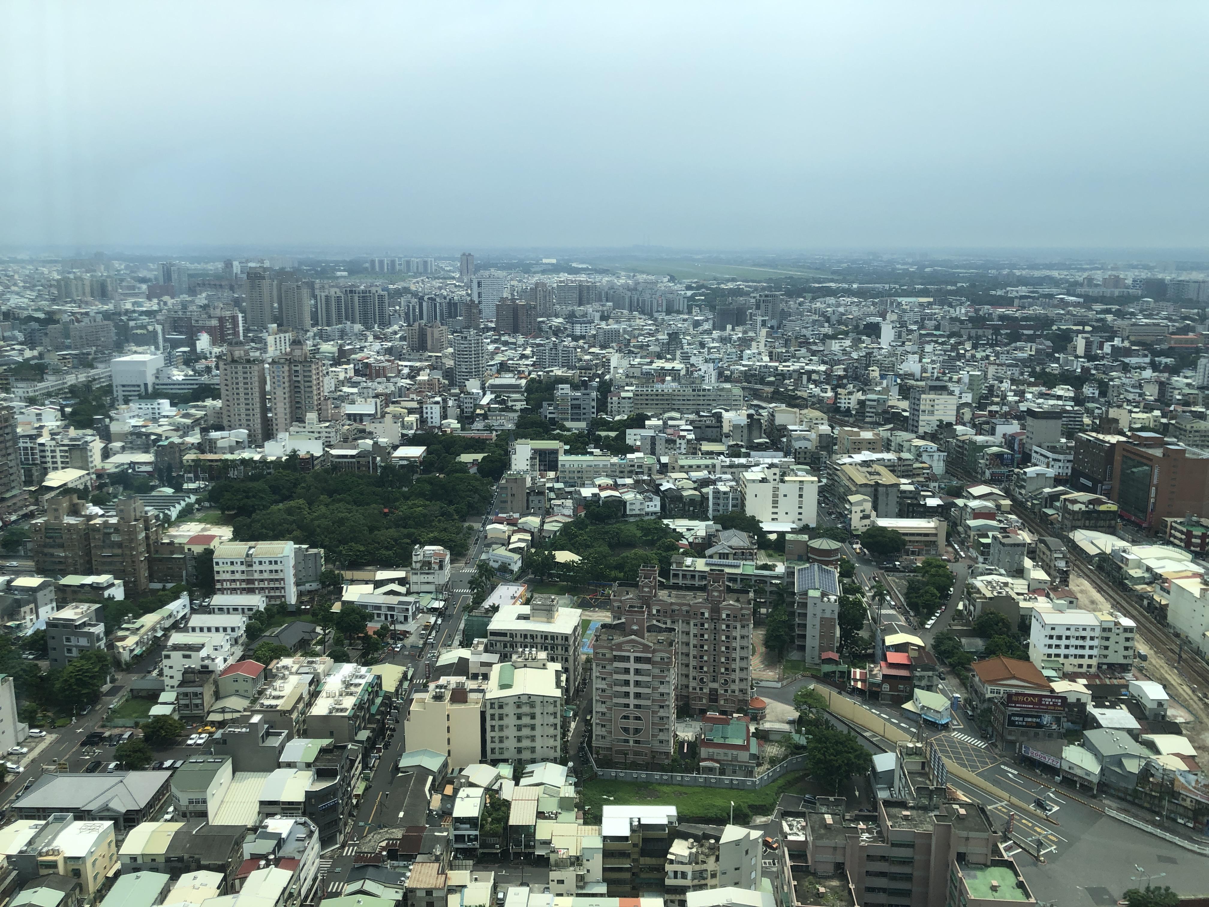 台湾南部の都市「台南」を旅してきました|白ソックス系男子