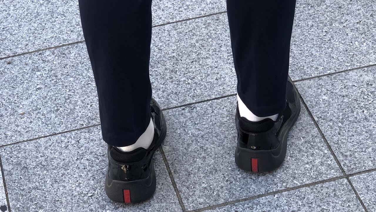 名古屋に試験しに行ってきた|白ソックス系男子