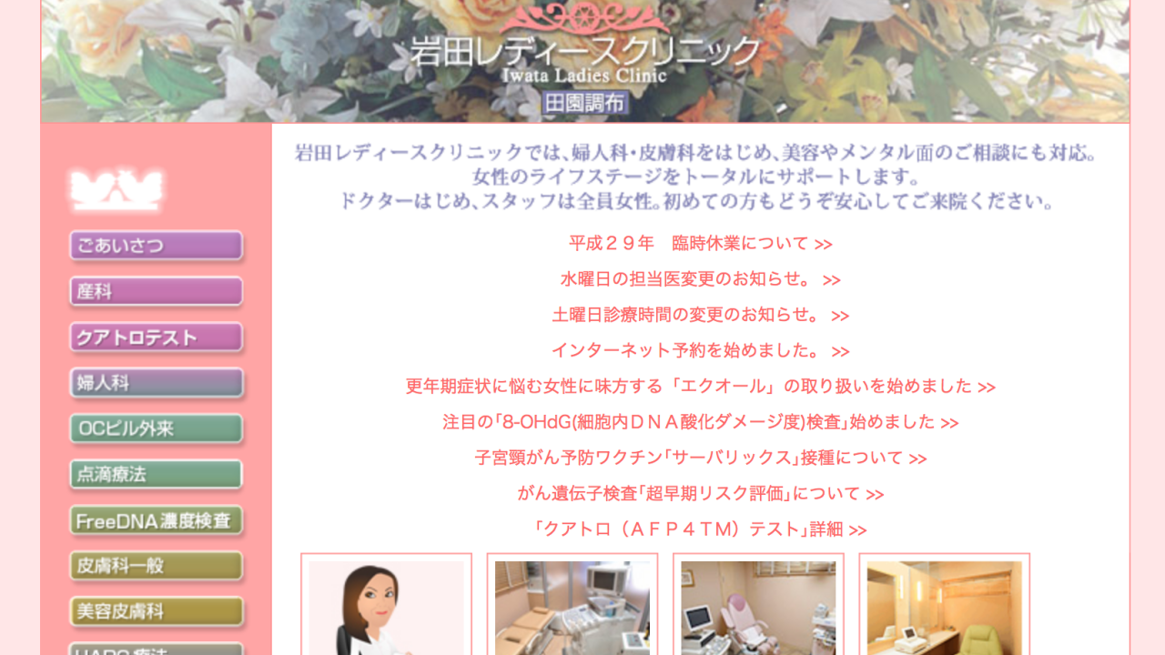 岩田レディースクリニック:大田区でメンズ永久脱毛を受けられるクリニックのまとめ