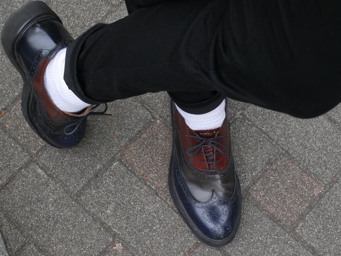 【こんこん靴市】激安で一点もの革靴が買えるかも?!年に2回の靴市と戦利品