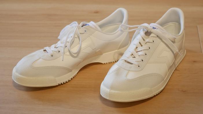 青春時代を纏う【ジャガーシグマ】懐かしの学校指定靴がおしゃれ