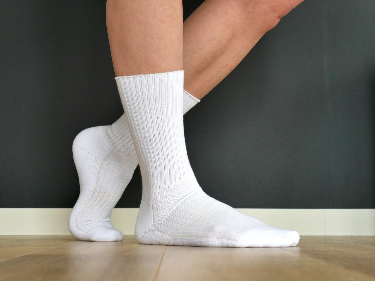 月初めの「新しい靴下」で運気をUPさせよう